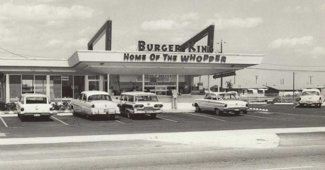 Открыт первый ресторан Burger King
